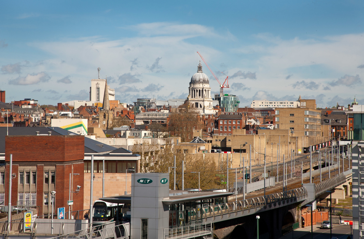 Nottingham-skyline